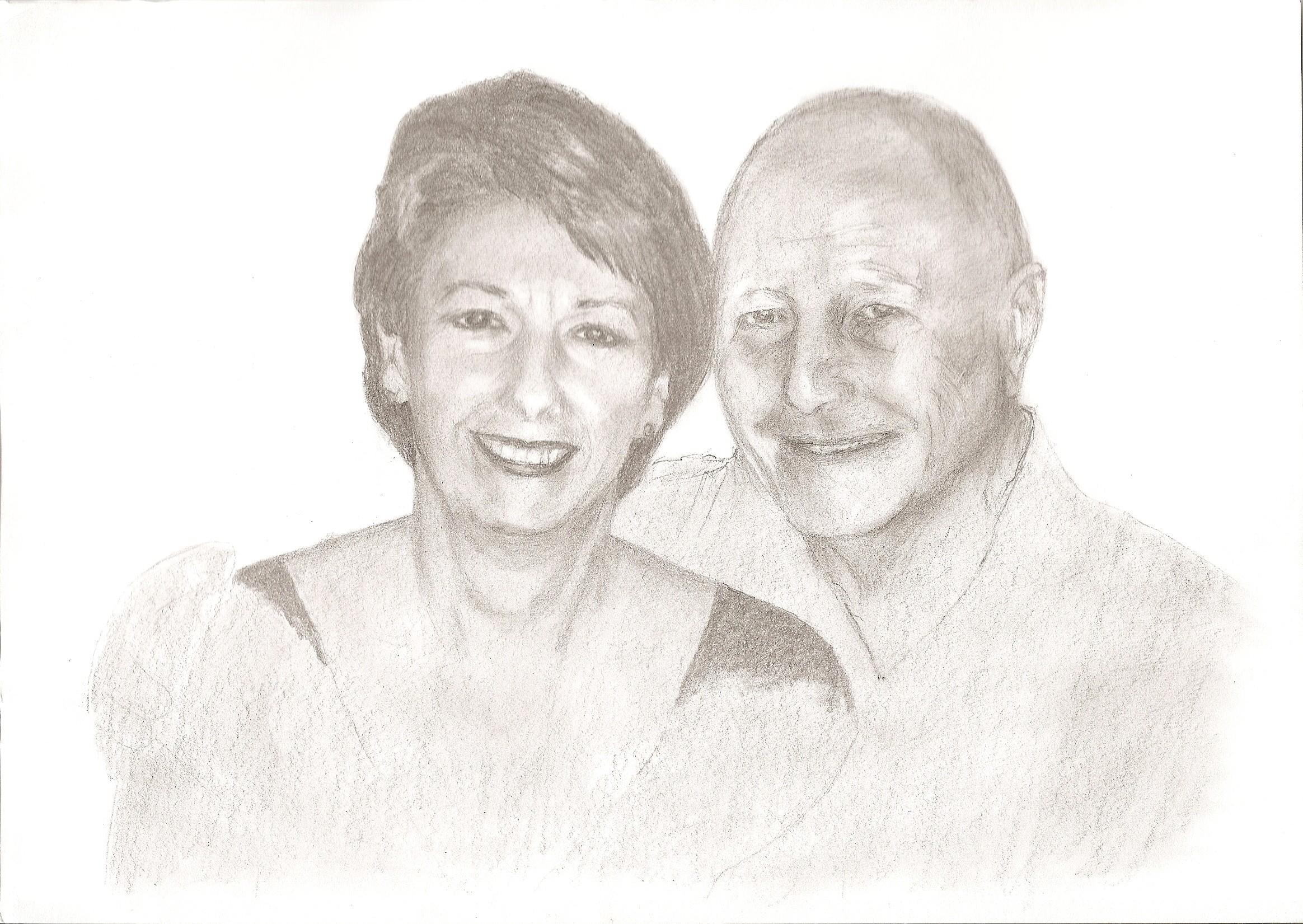 Elizabeth & Alan